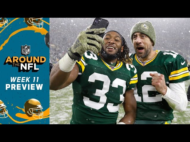 Around the NFL Week 11 FULL Preview Show: What to Watch in Every Game