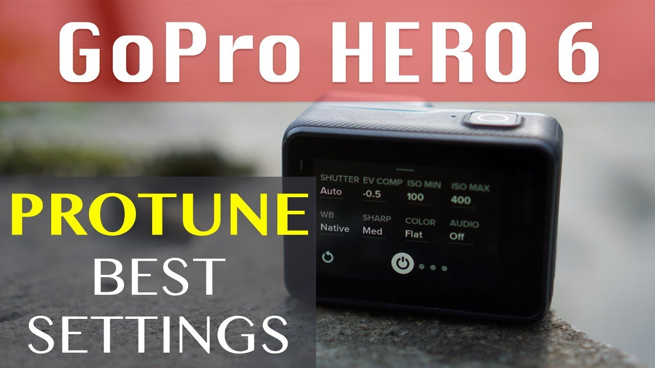 What is Protune on GoPro? (Explained with Side-by-Side Photos
