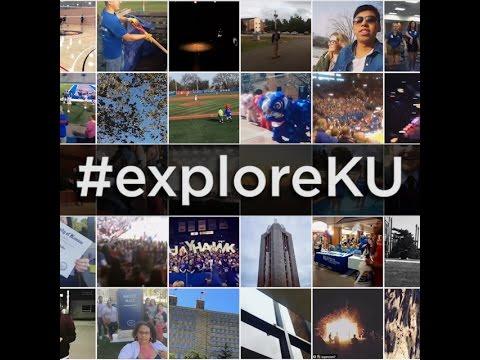 Explore KU: It's a simple invitation with infinite promises
