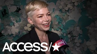 Michelle Williams Wants To Be Busy Philipps' First Guest On Her Late Night Show! | Access