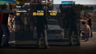 Need For Speed Shift 2 Unleashed DLC Legends Race 15 Legends Continent Tour 3