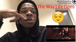 Lil Uzi Vert - The Way Life Goes Remix (Feat. Nicki Minaj) [Official Music Video] REACTION
