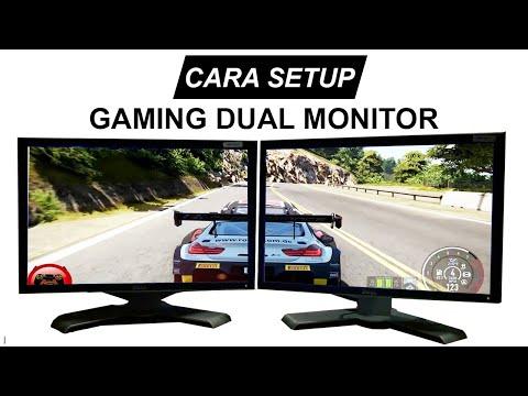 Cara setting Multi Monitor atau Multi Display #TUTORIAL 1.