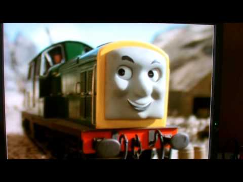 Thomas Character Profiles: Derek the Paxman Diesel