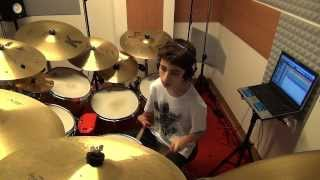 Maroon 5: Tangled - Drum Cover