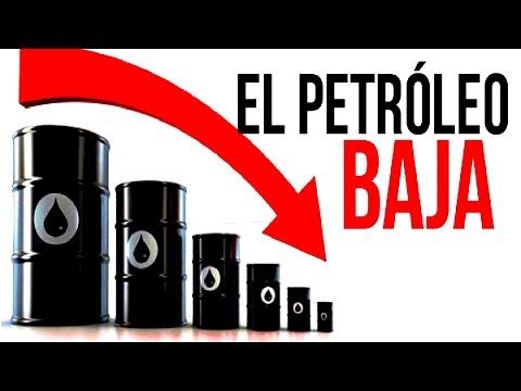 subio el precio del petróleo