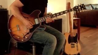1967 Gibson ES-335, sunburst (alt. Take)