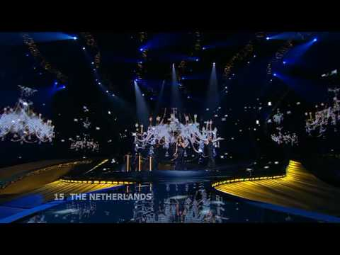 Eurovision 2008 Semi Final 1 15 Netherlands *Hind* *Your Heart Belong's To Me* 16:9 HQ