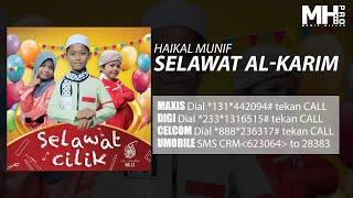 Haikal Munif  Selawat Al Karim Official