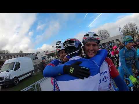 Paris-Nice 2018 : Les coulisses de la victoire d'Arnaud Démare à Meudon