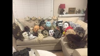 My Mask Collection Part 4