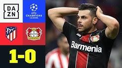 Morata Jokertor! Bayer weiter ohne Punkt: Atletico - Leverkusen 1:0 | UEFA Champions League | DAZN