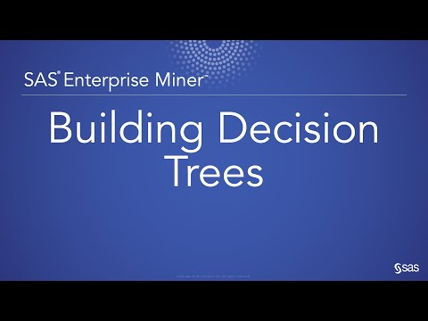 Getting Started with SAS Enterprise Miner: Building Decision Trees