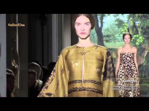 Valentino | París Haute Couture | Primavera Verano 2014.