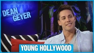 Meet Lea Micheles New GLEE Love Interest, Dean Geyer YouTube Videos