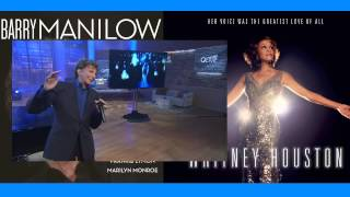 Barry Manilow & Whitney Houston - I Believe In You and Me (The Dream Duet)