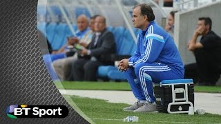 Marseille boss sits on his coffee | BT Sport
