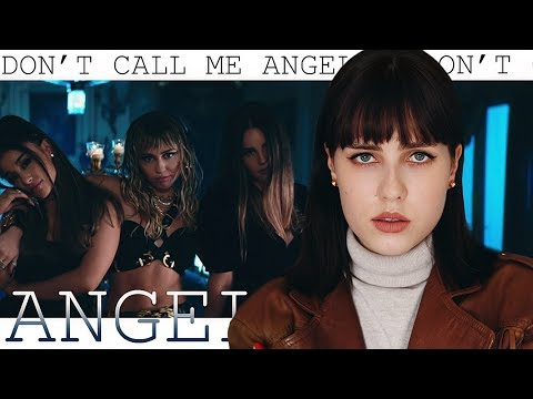 Don't Call Me Angel - Ariana Grande, Miley Cyrus, Lana Del Rey (Russian Cover || На русском)