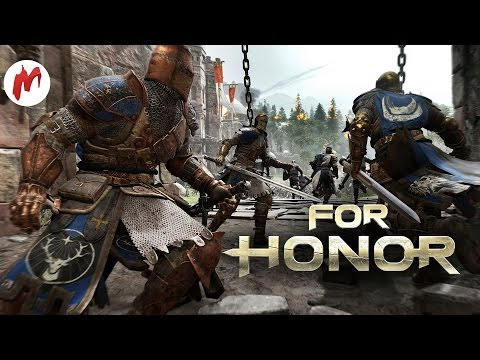 For Honor | Закрытый бета-тест