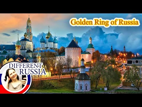 "What Is ""the Golden Ring of Russia""? Moscow - Sergiev Posad. How to Get Without a Guide"