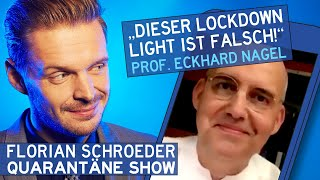 Die Corona-Quarantäne-Show vom 04.11.2020 mit Prof. Eckhard Nagel