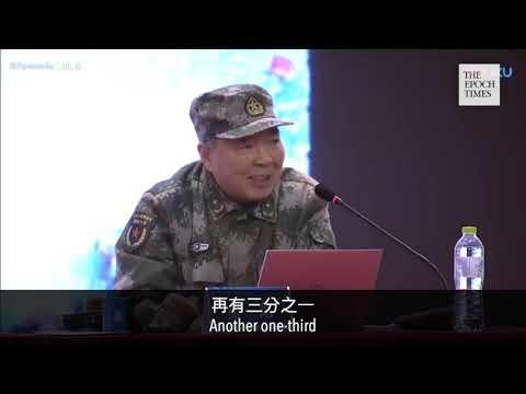 Hong Kong's Youth Are 'Creating Chaos,' Chinese General Says
