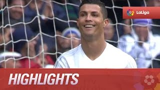 Highlights Real Madrid (7-1) Celta de Vigo