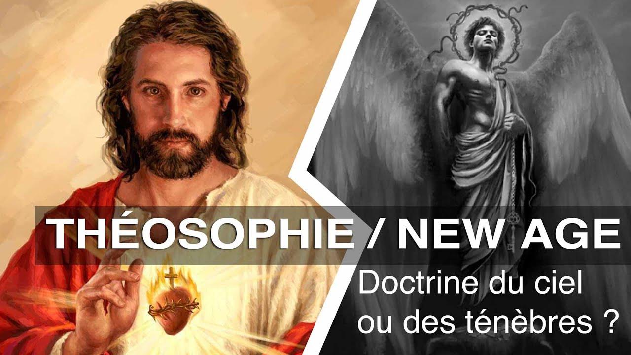 Théosophie / New Age - Doctrine du ciel ou des ténèbres ?