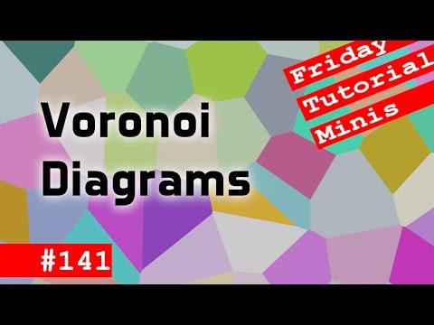 Voronoi Diagrams - Friday Minis 141
