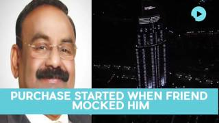 Indian Owns 22Apartments In Burj Khalifa,Dubai