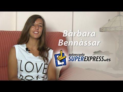 carnet-de-conducir-por-libre---súper-express---bàrbara-bennàsar