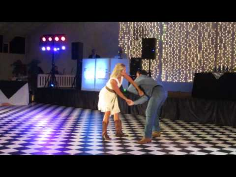 Debbie Griffith & Dillon Thomas - Dancing with CAPE Stars