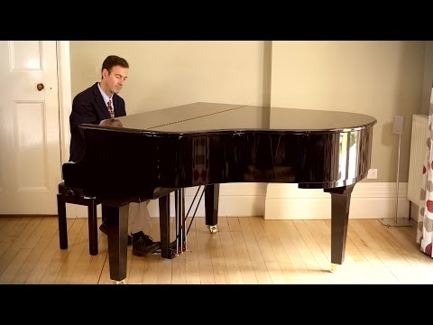 When I Fall In Love - romantic jazz - the Surrey Pianist