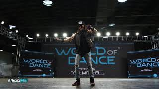 Nonstop FrontRow World of Dance Los Angeles 2017