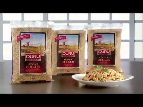 Duru Bulgur është Një Ushqim Që Përshtatet Me çdo Recetë