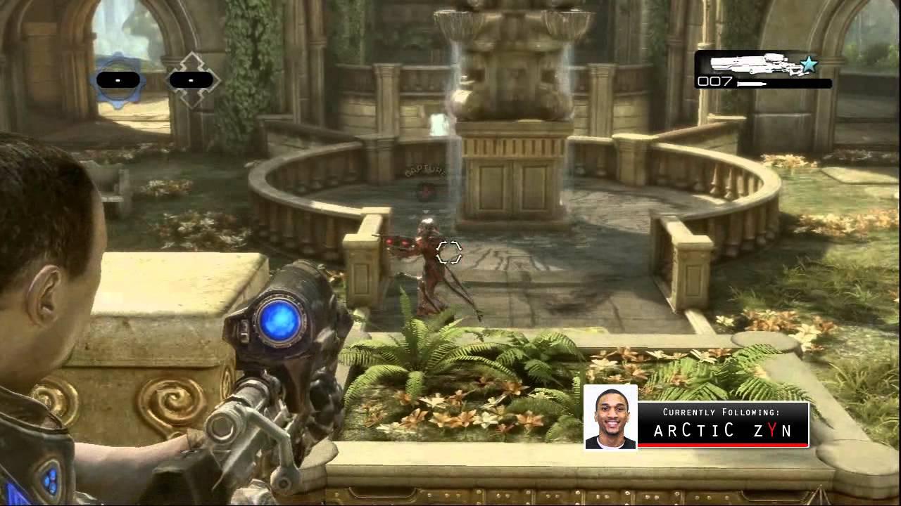 Gears Of War 3 Horde Command Pack Azura Map Walkthrough