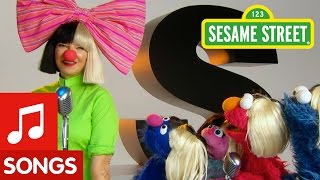 Sesame Street: S is for Songs with Sia