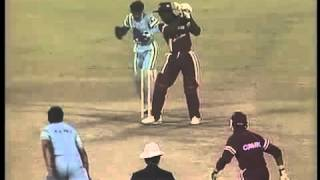 Anil Kumble Best Bowling Figer 6/12 Hero cup final
