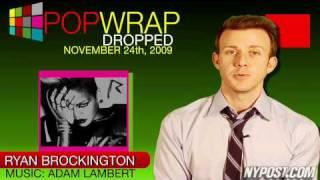 Pop Wrap Dropped 11.24.09 - New York Post