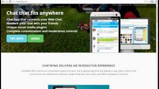 Nokia 205 Asha 205 - ChatWing