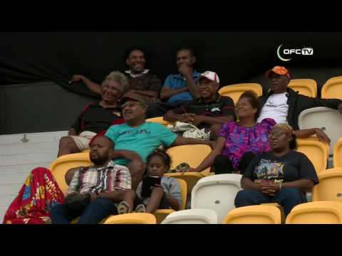 2016 OFC NATIONS CUP | New Zealand vs New Caledonia