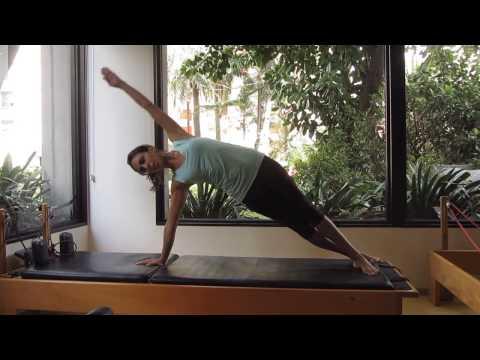 Pilates Matwork. Secuencia nivel intermedio