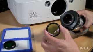 NEC Dual Projector Passive 3D