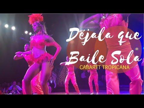Cabaret Tropicana - Déjala que baile sola (07-07-2017)