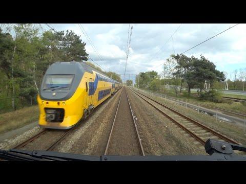 CABVIEW HOLLAND Utrecht - Arnhem VIRM 2017