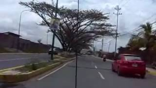avenida y calles de CABUDARE-BARQUISIMETO