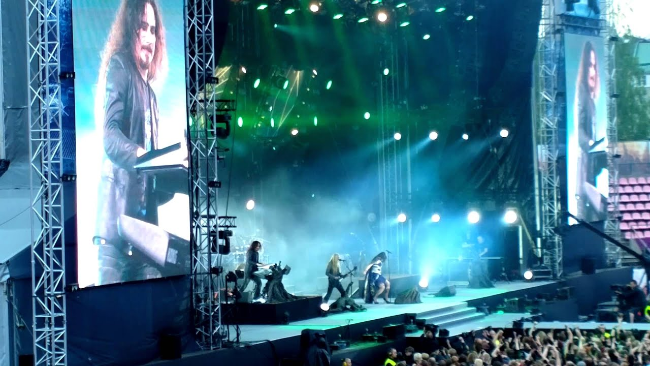 NIGHTWISH - Shudder Before The Beautiful/Yours Is An Empty Hope@Tampere Finland 31.7.2015 - YouTube