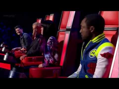 Jessie J can sing almost every songs The Voice UK Best Moment