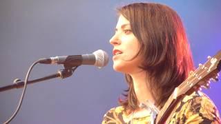 Sharon van Etten - Give out - Festival de Affaire (2/4)