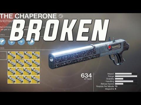 Destiny 2: The Chaperone is Broken! thumbnail